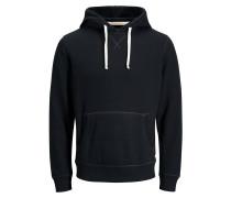 Klassisches Sweatshirt schwarz