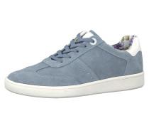 Sneakers Low rauchblau