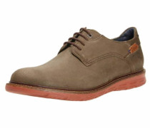 Schuhe rostbraun