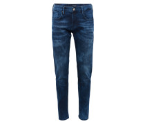 Slim Fit Jeans 'Tye - Blauw Flash'