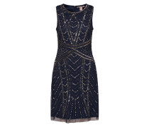 Kleid 'one shoulder maxi evening gown'