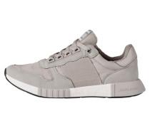Elastikeinsatz Sneaker grau