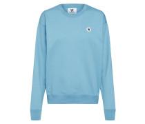 Sweatshirt 'Jess' blau