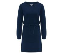 Kleid 'solange' blau