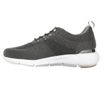 Sneaker Low Runner Lurex grau