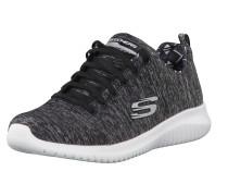 Sportliche Sneaker mit gepolstertem Schaft 12834-Gry