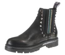 Chelsea Boots 'rhodan' schwarz