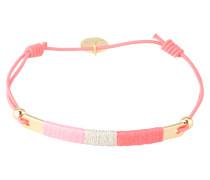 Armband 'Juice' gold / pink