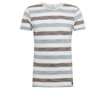 Shirt hellblau / hellgrau