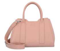 'Irene' Handtasche Leder 30 cm altrosa