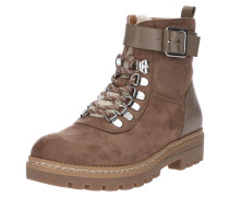 Stiefelette 'Bex Buckle Lace Up'