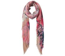Langer gemusterter Schal