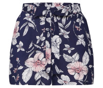 Shorts 'sally' nachtblau / rosa