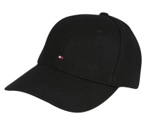 Cap 'BB Melton Cap' schwarz