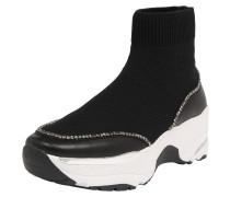 Sneaker 'lithium' schwarz