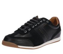 Sneaker 'Maze' braun / schwarz