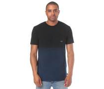 Hell Valley T-Shirt blau / schwarz
