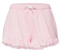 Shorts 'frill Shorts' rosa