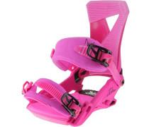 Snowboardbindung 'Snowboards Zero' pink
