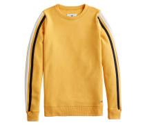 Sweatshirt 'logo Oversized Crew' gelb
