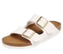 Sandalette 'Arizona' weiß
