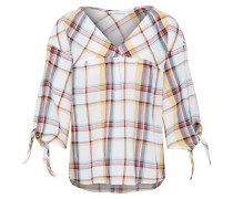 Bluse 'Check on Cotton'