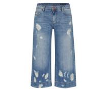 'Ellis' Boyfriend Jeans blau