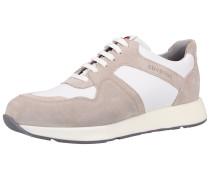 Sneaker creme / weiß