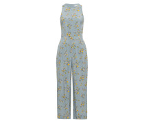 Overall 'Printed Jumpsuit'