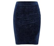 Rock 'mini Wrap SK' nachtblau