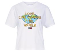 T-Shirt 'tjw Positive Tee'