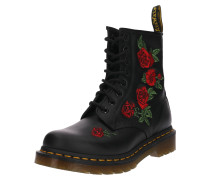 Stiefel '8 Eye Boot 1460 Embroidery'