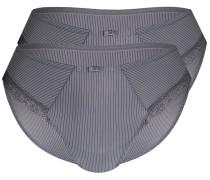 Slip 'pure Stripe' graphit
