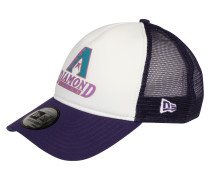 Trucker Cap 'arizona Diamond' blau / weiß