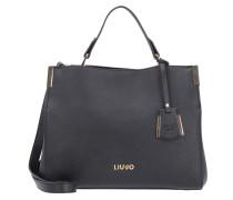 Handtasche 'Isola' schwarz