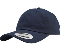 Dadcap 'Low Profile Cotton Twill' navy