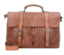 Aktentasche 'Carry Over' cognac