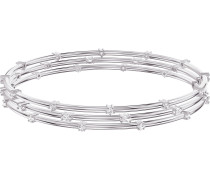 Armband 'Moonsun' silber / transparent