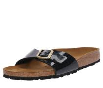 Sandale 'Madrid' schwarz