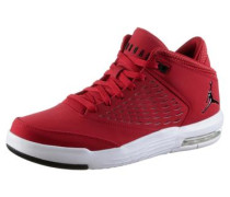 'jordan Flight Origin 4' Basketballschuhe Herren rot