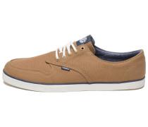 'Topaz' Sneaker dunkelbeige