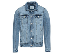 Jacke blue denim