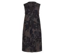 Kleid 'Wemka' braun / schwarz
