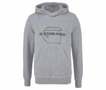 Sweatshirt 'Sherland Sweat' graumeliert