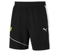 Shorts 'Ferrari' schwarz / weiß