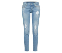 Jeanshose blue denim