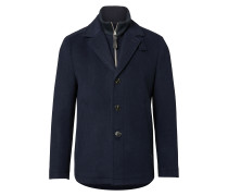Mantel ultramarinblau