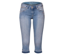 Jeans 'nikita 3/4' blue denim