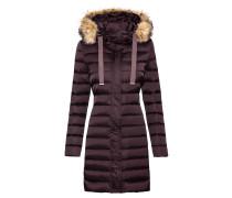 Mantel burgunder