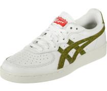 Sneaker 'gsm' grün / weiß
